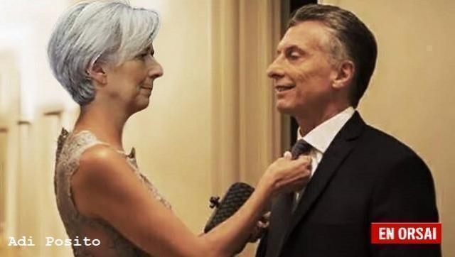 El FMI le financia la campaña a Cambiemos para que siga cuatro años más