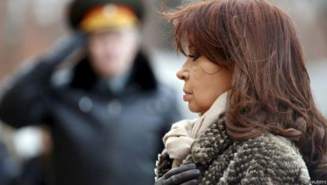Duró poco: Cristina volvió al país y se cayó otra opereta en su contra