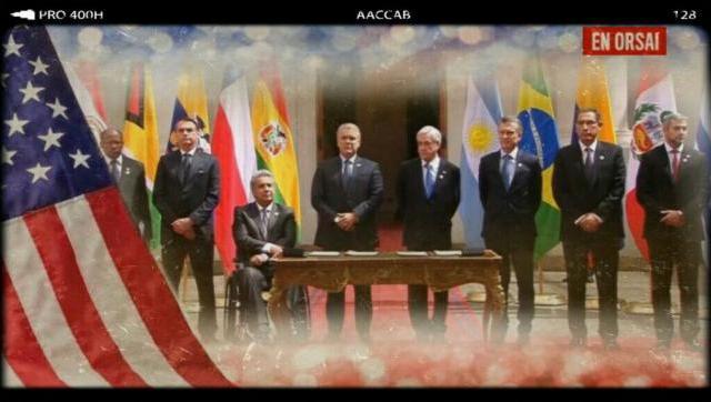 PROSUR: Sudamérica por los intereses yanquis
