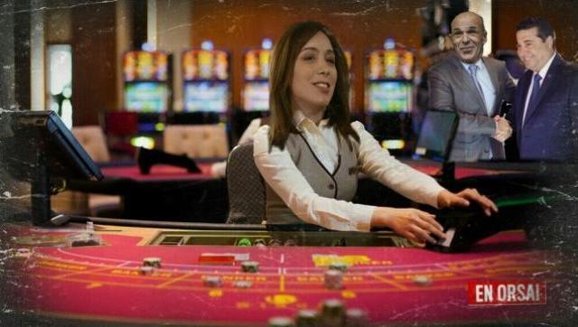 Negocio para los amigos: Vidal aprobó la explotación de tragamonedas en casinos