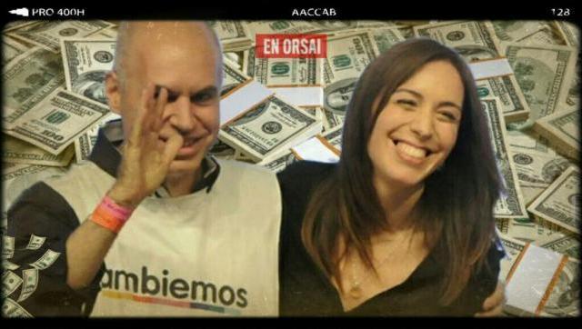 Larreta y Vidal, lxs más beneficiadxs por cambiemos con fondos del Gobierno Nacional