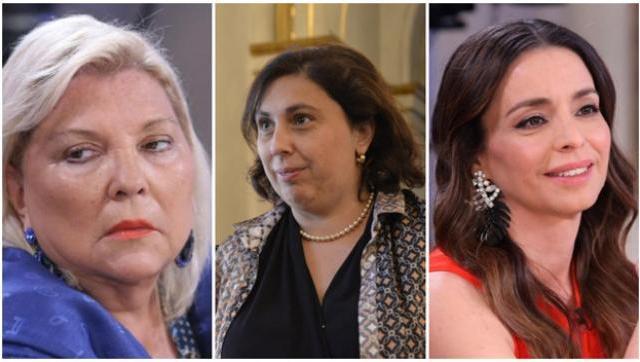 Complicadísimas: grave denuncia contra Carrió, Zuvic y Oliveto por espionaje