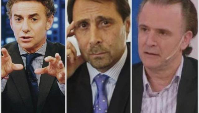 Edi Zunino apuntó contra Santoro, Feinmann y Majul por la de espionaje