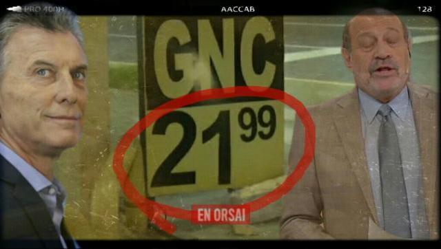 Córdoba: el GNC un 30% más caro, pasó de $17 a $22 el metro cúbico