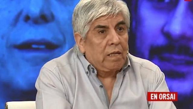 Moyano denunció penalmente a Macri por espiarlo