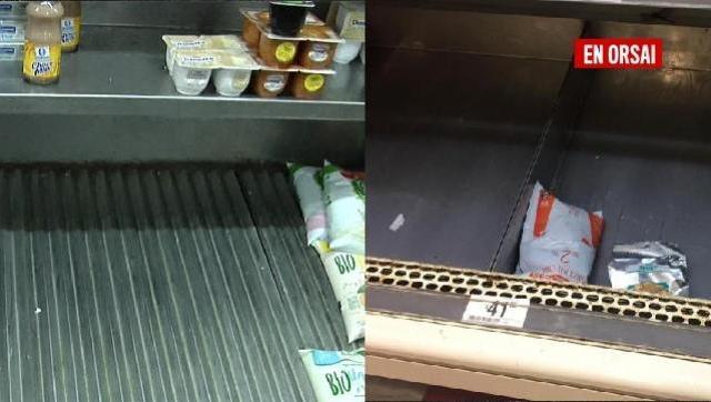 La escasez de lácteos se agravó en Mendoza y no se consiguen varios productos