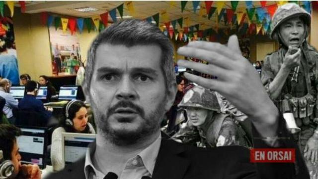 Marcos Peña aconsejó hacer campaña como vietnamitas