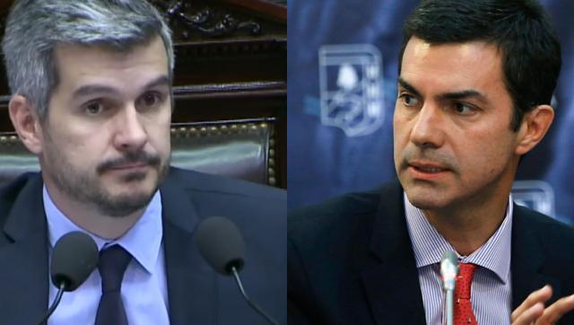 """Urtubey le respondió a Marcos Peña: """"Es ignorancia pura"""""""