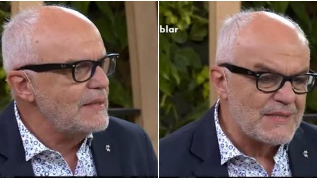 """Leyrado explotó contra Lombardi: """"Hay gente que se caga de hambre"""""""