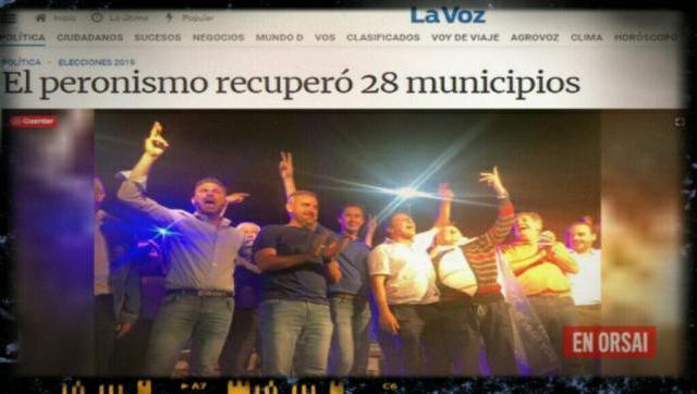 Apostillas sobre los triunfos Peronistas en Córdoba