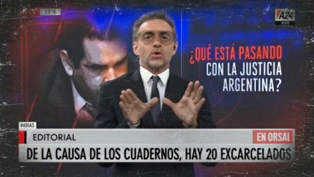 Causa de las fotocopias: el único empresario que está preso es porque se negó a acusar a CFK