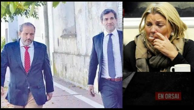 Bomba: Carrió pedía al fiscal Bidone que incrimine a Aníbal Fernández