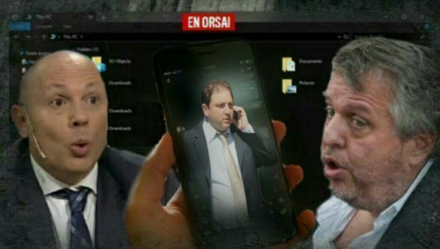 En la declaración ante el juez Ramos Padilla, Bidone complicó más a Stornelli con D'Alessio