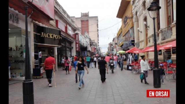 Empleados del Comercio de Jujuy resignados con la crisis: