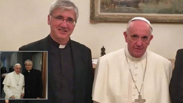 Ex vocero del Papa Francisco dijo que los católicos no votarán a Macri en las presidenciales