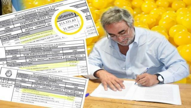"""En Trenque Lauquen, se van más de 10 millones de pesos en """"gastos de representación"""""""