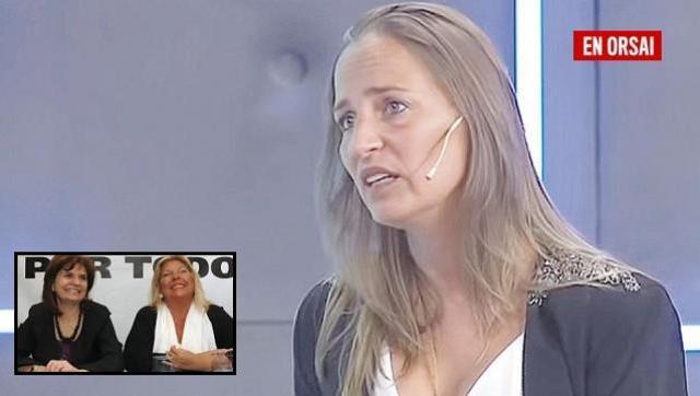 Por qué el Juez Ramos Padilla aceptó a Giselle Robles como querellante