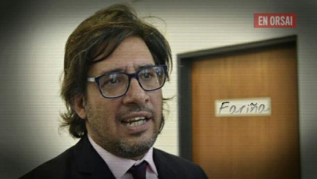 Lo último: Garavano fue denunciado ante la justicia por extorsión