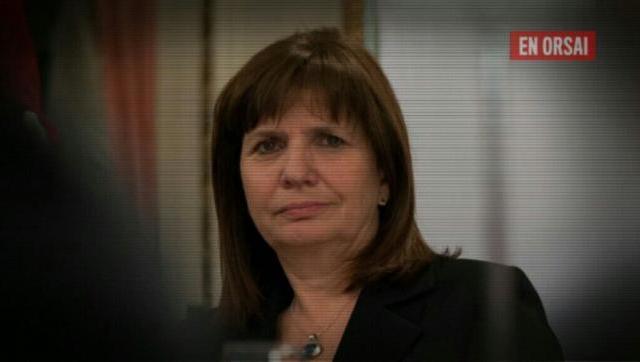La Ministra Bullrich espió a Santiago Maldonado y familia