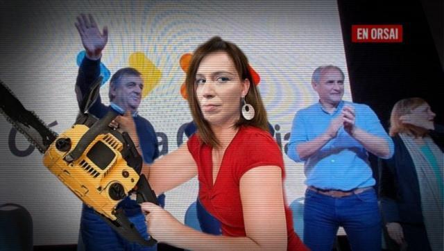 Vidal y Negri en campaña con sabor a serruchada de piso a Macri y Carrió