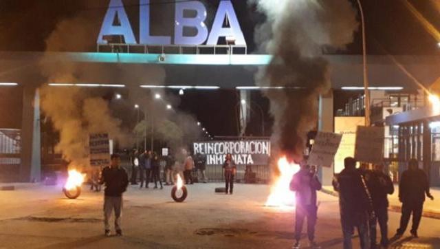 Más despidos masivos, ahora llegó el turno de la pinturería ALBA