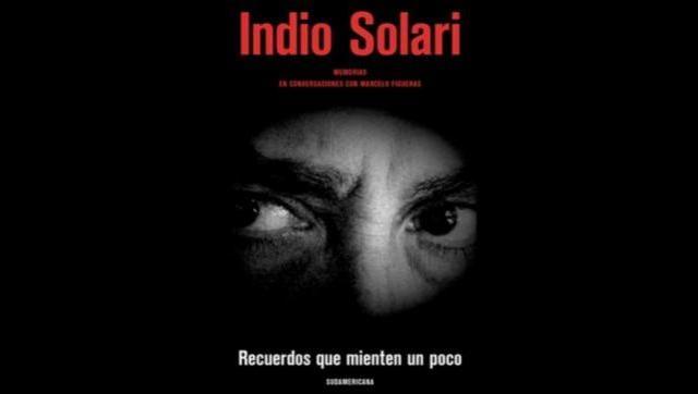El Indio Solari habló de su futuro y bajó línea política con un audio en la feria del libro