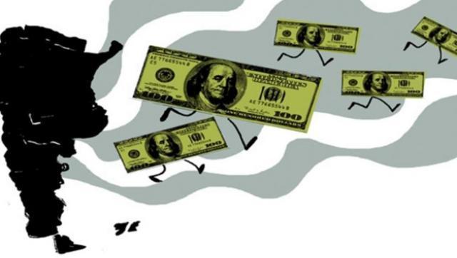 Vamos para el año: Once caídas consecutivas en la inversión