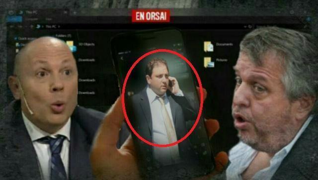 Ramos Padilla procesó a Bidone en la causa por espionaje y extorsión