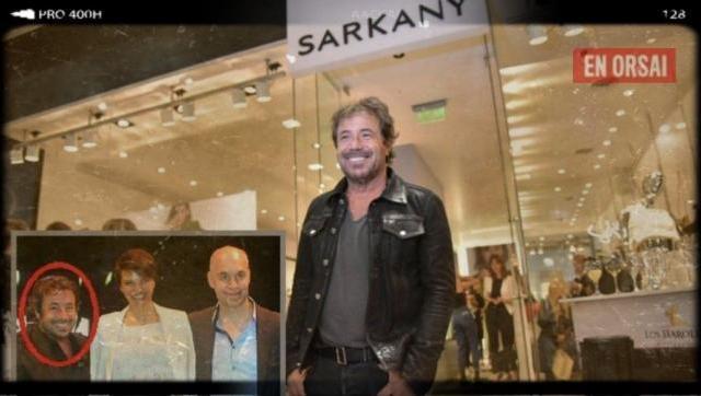 """A lo Maru Botana: una fábrica de Ricky Sarkany estaba """"colgada"""" de la luz y Edenor le retiró el medidor"""