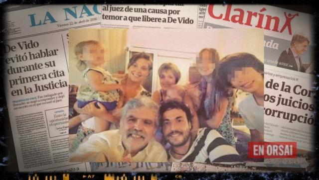 Profesor amenazó al nieto de De Vido con reprobarlo «por portación de apellido»