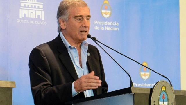 El colmo: el ministro Aguad culpó a los submarinistas por el hundimiento del ARA San Juan