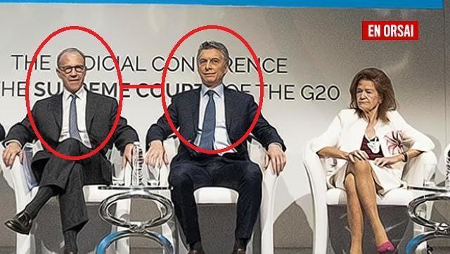 Será escándalo? Macri comparte negocios mineros con el presidente de la Corte Suprema