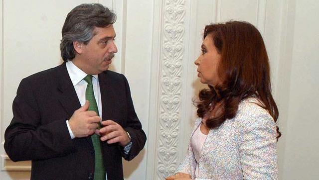 Los empresarios entusiasmados por la fórmula Fernández Fernández