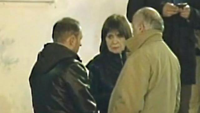 Muy complicada: confirman el vínculo de Patricia Bullrich y D'Alessio