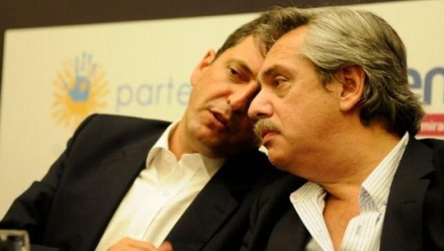 El Frente Renovador de la Provincia presiona para un acercamiento con Alberto y Cristina