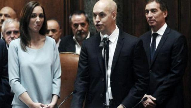 Fuego amigo: Larreta y Santilli culparon a Vidal por la pobreza en la Ciudad