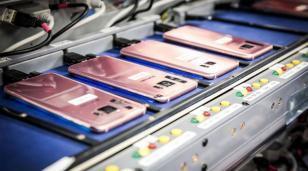 Se desplomó la producción de smartphones en Tierra del Fuego