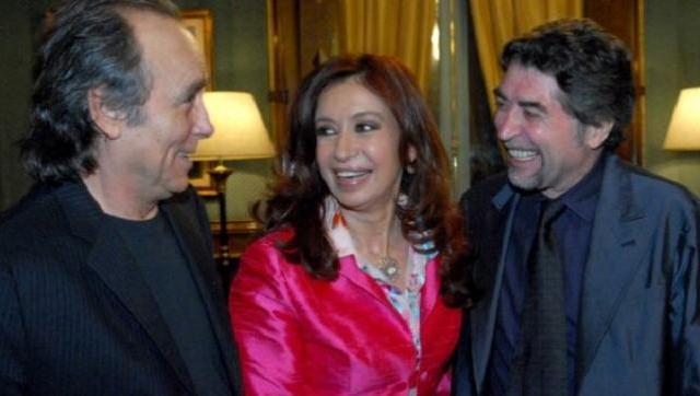 El guiño de Sabina a favor de Cristina de cara a las elecciones
