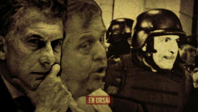 Por qué los grandes medios ignoraron el juicio de los bolsos de López