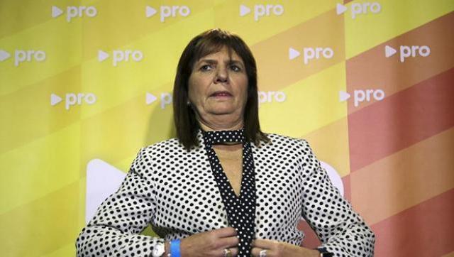 Denuncian a Patricia Bullrich por el fusilamiento del mapuche Rafael Nahuel