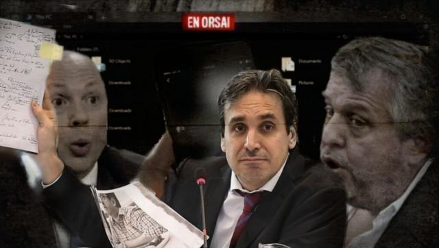 Ramos Padilla solicitó el apartamiento de Pichetto y Mahiques