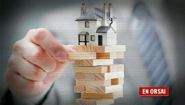 Más de 200 mil familias con créditos hipotecarios podrían perder sus viviendas