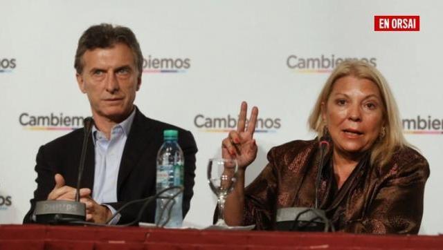 Qué le sacó Carrió a Macri en las listas después de tires y aflojes