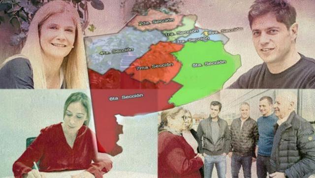 María Eugenia Vidal firmó su candidatura temprano. Kicillof-Magario, la fórmula del Frente de Todos. Roberto Lavagna posó ayer con sus candidatos.
