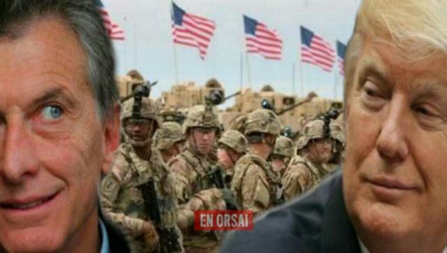 Revelan que habrá practicas del ejército de EEUU en la provincia de Misiones