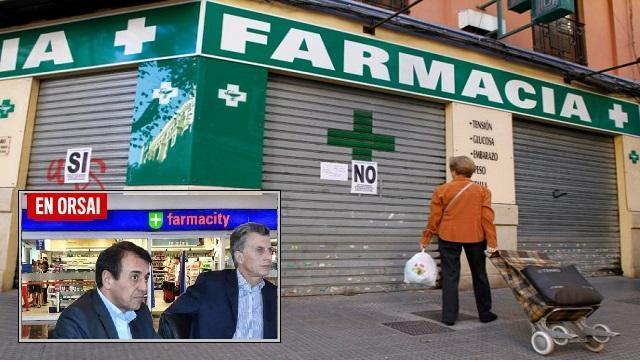 Argentina sin remedio: cerraron 61 farmacias en lo que va del año