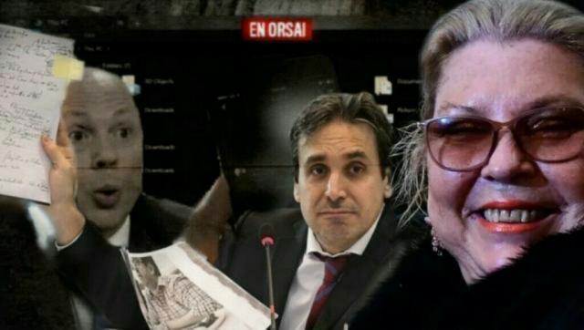 Todos contra Ramos Padilla: El Gobierno logró desplazar del D'Alessiogate a un juez clave