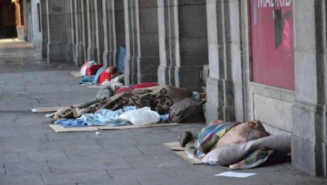 Ya son cinco las personas en situación de calle muertas por abandono del Estado y frío