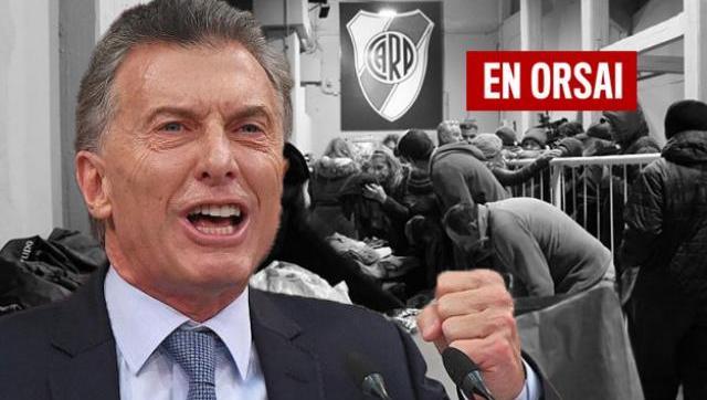 Macri enfurecido con D'Onofrio por evidenciar el abandono del Estado a las personas en calle