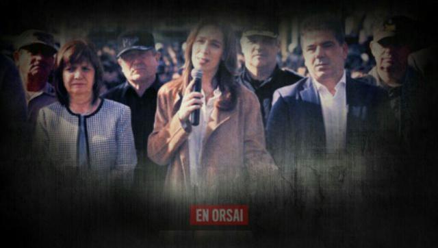 Masacre de Monte: Policías infiltrados en la presentación del informe de la CPM